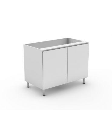 2 Door Base Cabinet - Modular - Shadowline