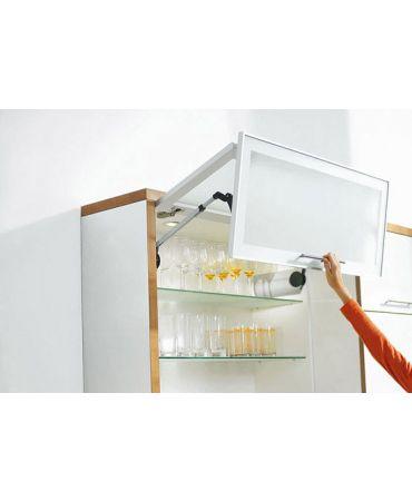 2 x Vertical Doors With Blum Aventos HF - Premium Custom