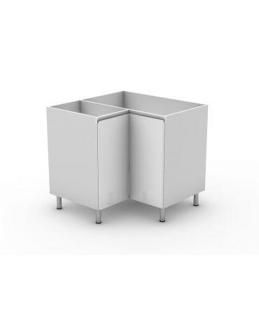 Base Bi Fold Corner Cabinet - Modular - Shadowline