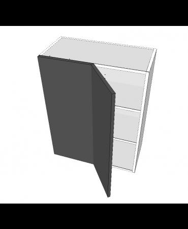 Blind Top Corner - 1 Door - Modular - Shadowline