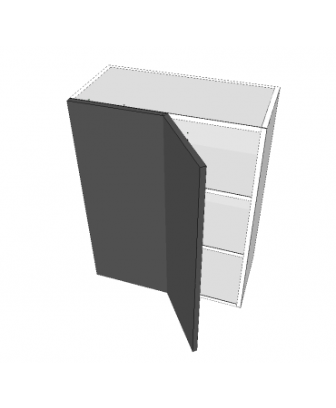 Blind Top Corner - 1 Door - Modular - Shaker