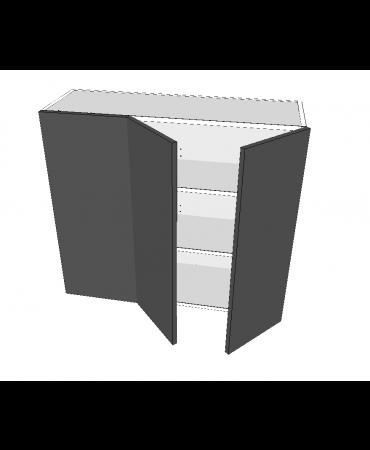 Blind Top Corner - 2 Door - Custom
