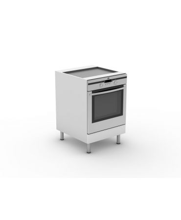 Oven Cabinet With Drawer - Premium Custom