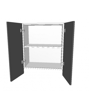 Slide Out Rangehood  - 2 Door - Modular - Shaker