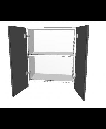 Slide Out Rangehood  - 2 Door - Modular - Shadowline
