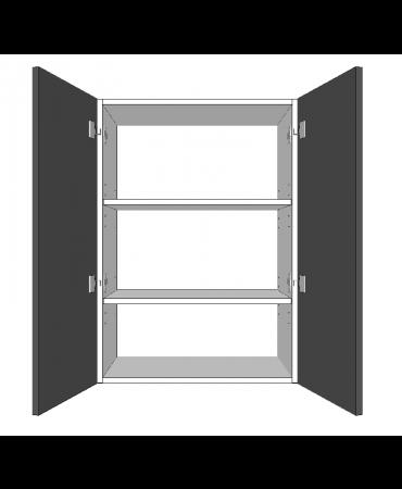 Under Cabinet Rangehood  - 2 Door - Modular - Poly