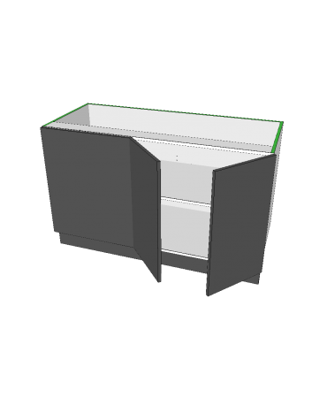 2 Door Blind Corner - Custom