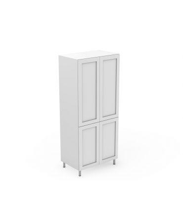4 Door Pantry - Modular - Shaker