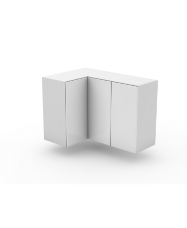 3 Door Top Corner Cabinet - Custom